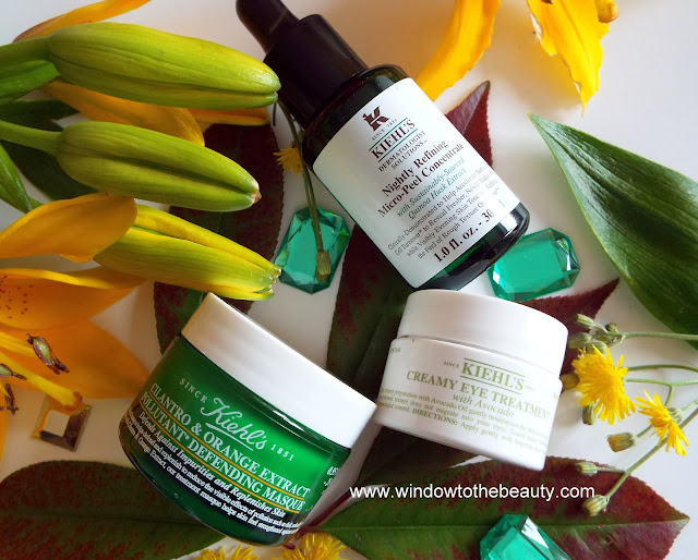kiehl's skin care products opinion