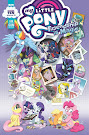 My Little Pony Friendship is Magic #100 Comic Cover SDCC at Home Variant
