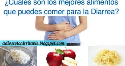 Qu alimentos puedes comer para acabar con la diarrea - Alimentos para combatir la diarrea ...