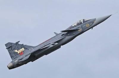 Gripen E, Swedish Air Force