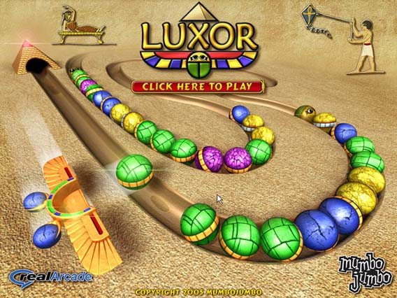 Download Game Luxor 1 - Andraji