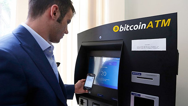 100.000 cajeros ATM tradicionales podrían convertirse en máquinas expendedoras de Bitcoin en EE UU