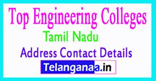 Top Engineering Colleges in Tamil Nadu