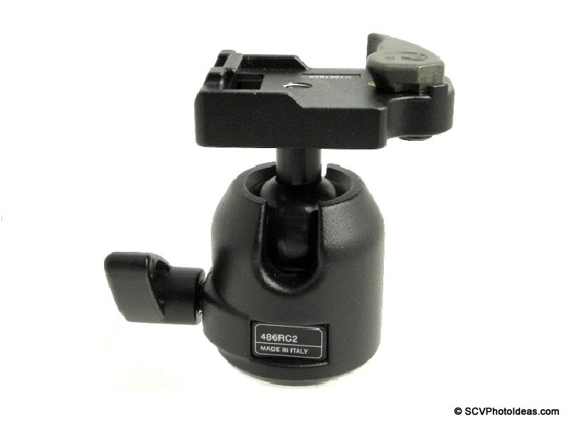 Manfrotto 486-RC2 ball head