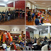 BOMBEIROS -  Elegeram novos corpos sociais e realizaram tradicional Ceia de Natal