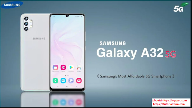 a32 5g samsung galaxy price in pakistan