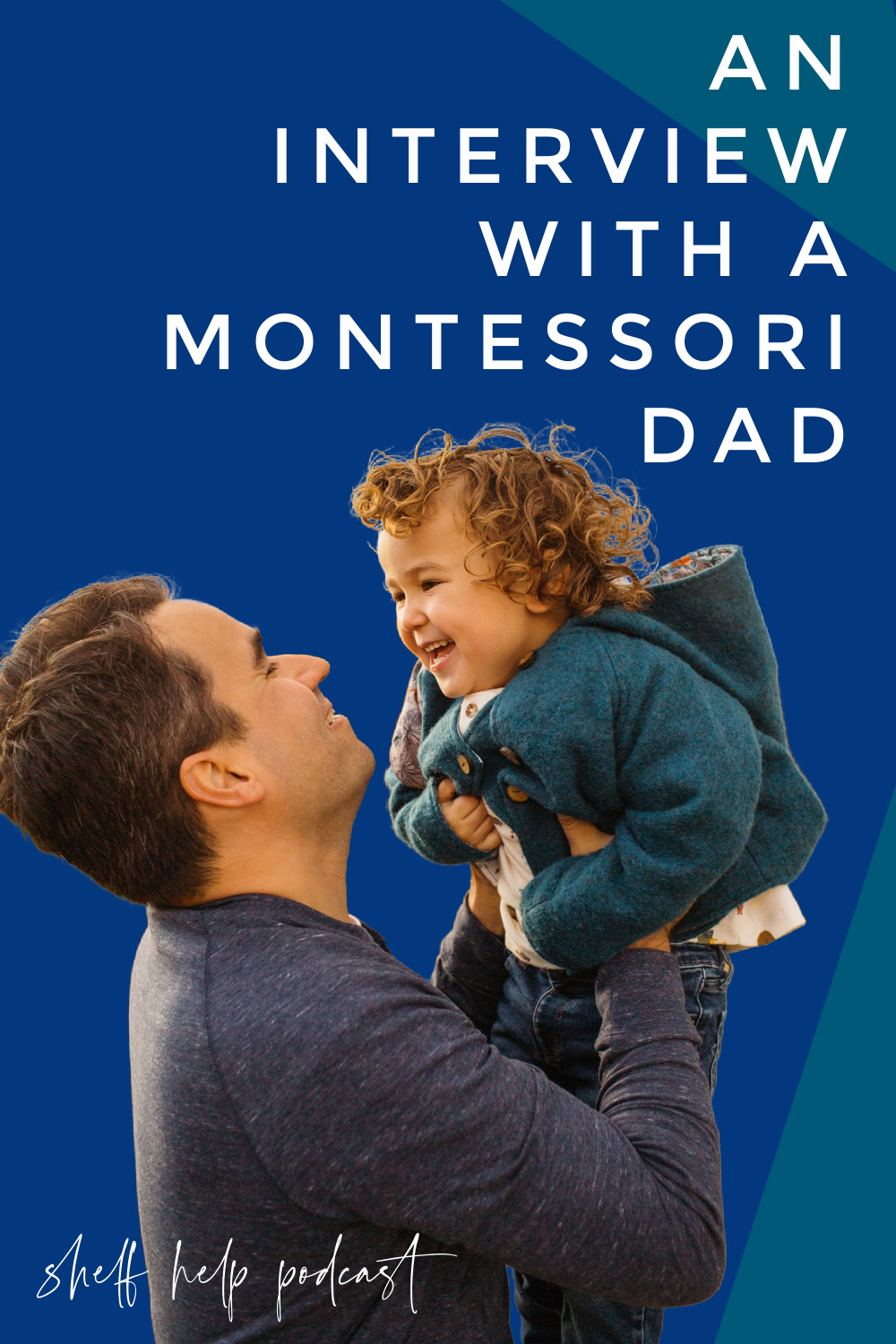 In this Montessori parenting podcast, we talk to a Montessori dad for his perspective on using Montessori at home including the challenges of using it