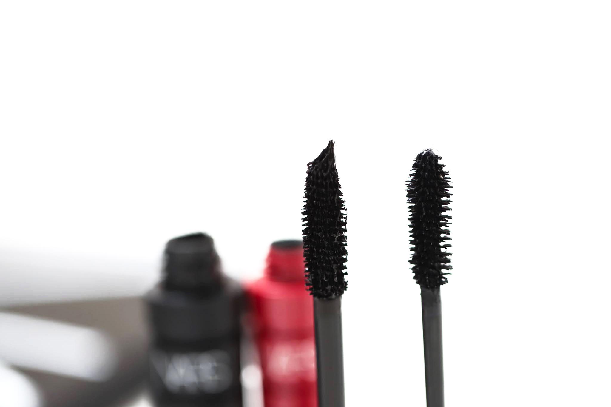 Nars Climax vers Climax Extrême Mascara comparaison