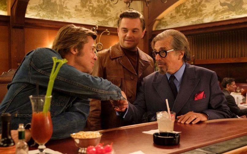 Once upon a time in Hollywood 3 Movierulz