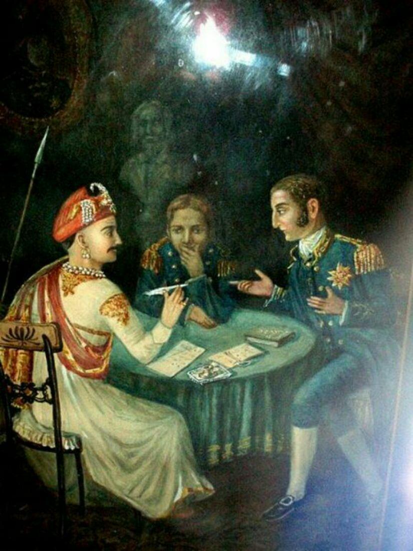 CONQUEST OF MAHARASHTRA, Anglo-Maratha