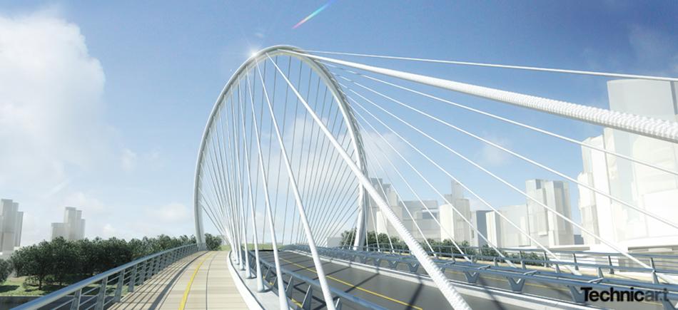 3d Architecture Hd Wallpapers Bridges Bridge Models