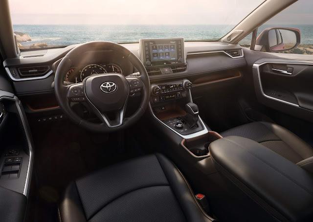 Novo Toyota RAV4 2019