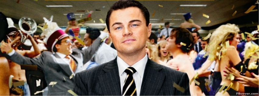 The Wolf of Wall Street Movie Poster - Moniedism