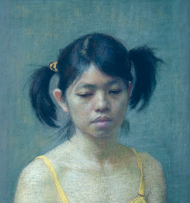 Mei-Chiao (Yellow Blouse) (2002), Ellen Eagle