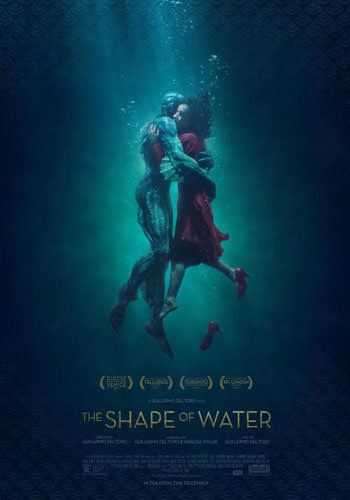 The Shape of Water 2017 English