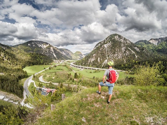 Uphill Fort Hensel Mountainbike
