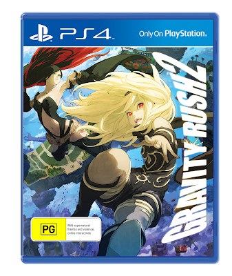Gravity Rush 2 on PS4