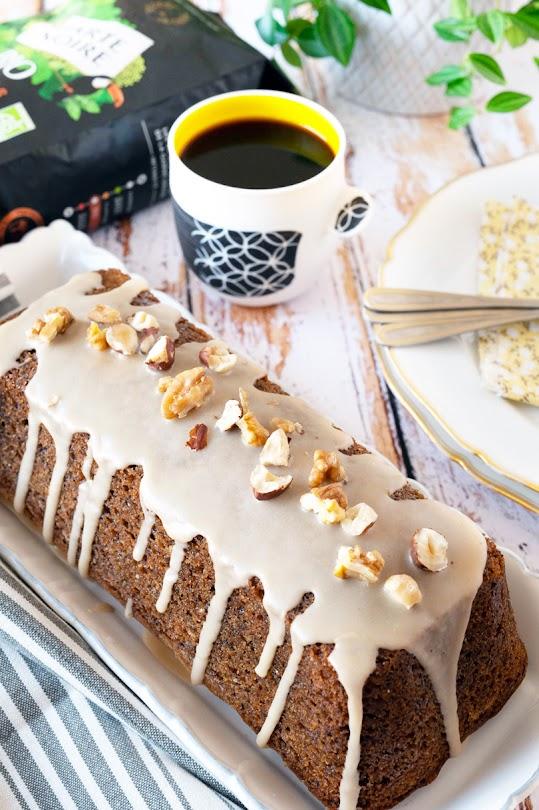recette Gâteau noix et café