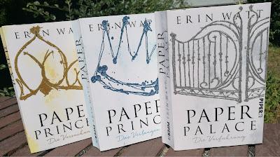 Erin Watt - Paper Trilogie