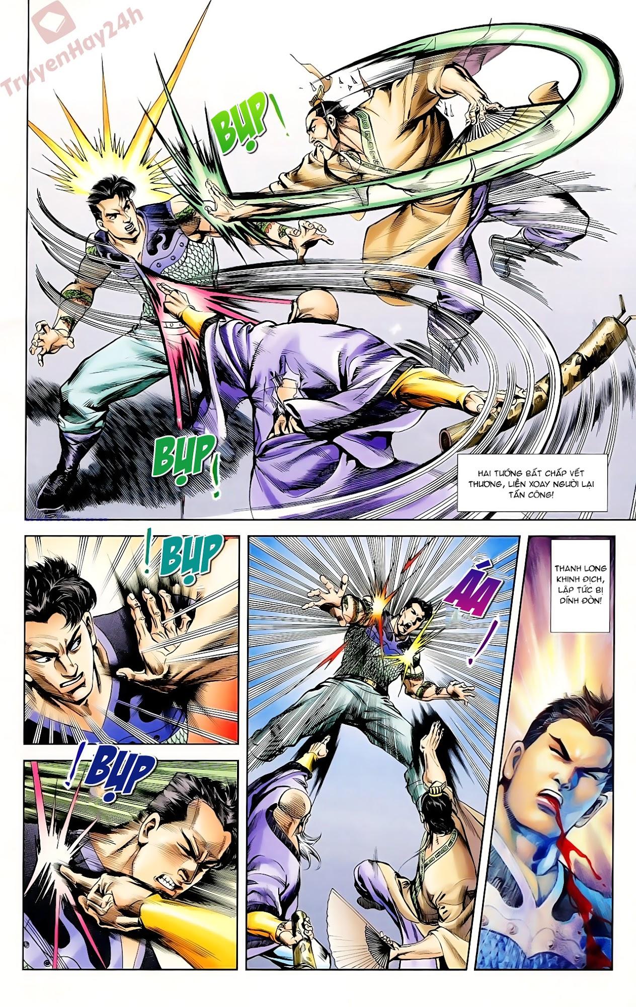 Cơ Phát Khai Chu Bản chapter 61 trang 25