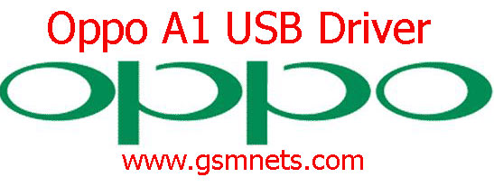 Oppo A1 USB Driver Download