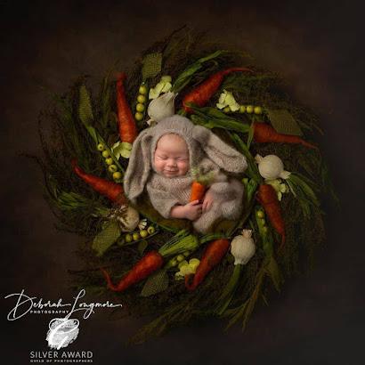 footed newborn romper onesie photography prop fox