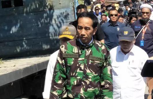 5 Langkah Cepat Jokowi Tangani Gempa Palu