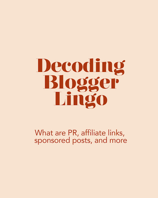 The Secret Life of Bloggers: Decoding Blogger Lingo