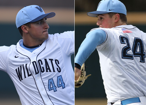 Nick Lorusso and Gordon Graceffo earn Big East preseason honors