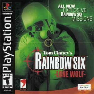 Tom Clancy's Rainbow Six – Lone Wolf (2002) PS1 Download