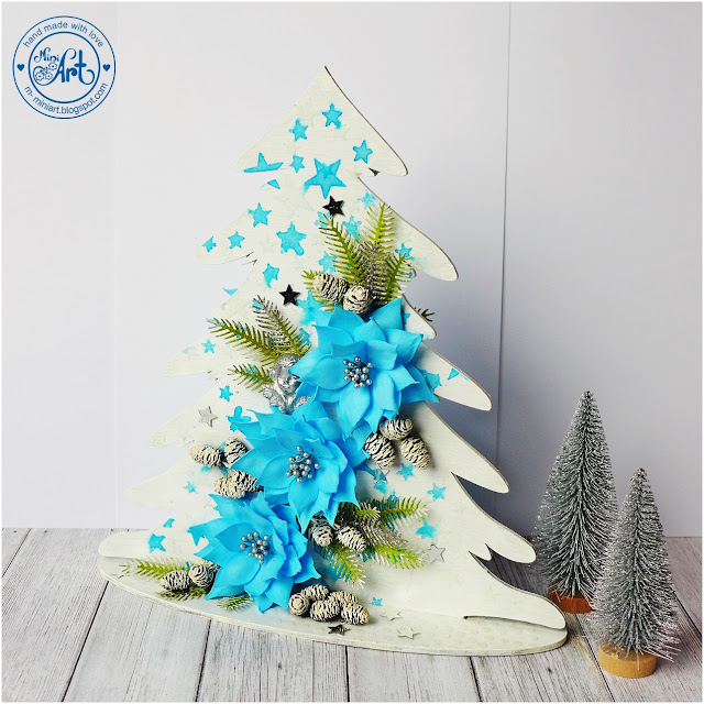 Choineczka / Christmas tree – DT Craft Passion
