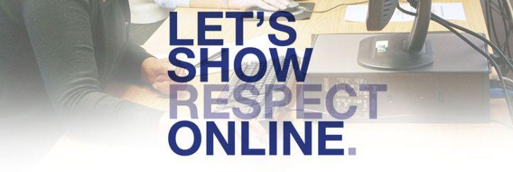 Nici in mediul online nu mai exista respect!