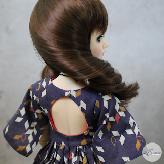 inEssence Creations - Minifee Sydney Dress (Royale Blue)