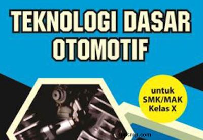 Rpp Teknologi Dasar Otomotif Kurikulum 2013 Revisi 2017/2018 dan Rpp 1 Lembar 2019/2020/2021 Kelas X Semester 1 dan 2