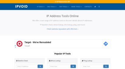 Open Port Scanner  - ipvoid - 10 Best Open Port Scanner and Port Checker Tools for 2019 (Updated)