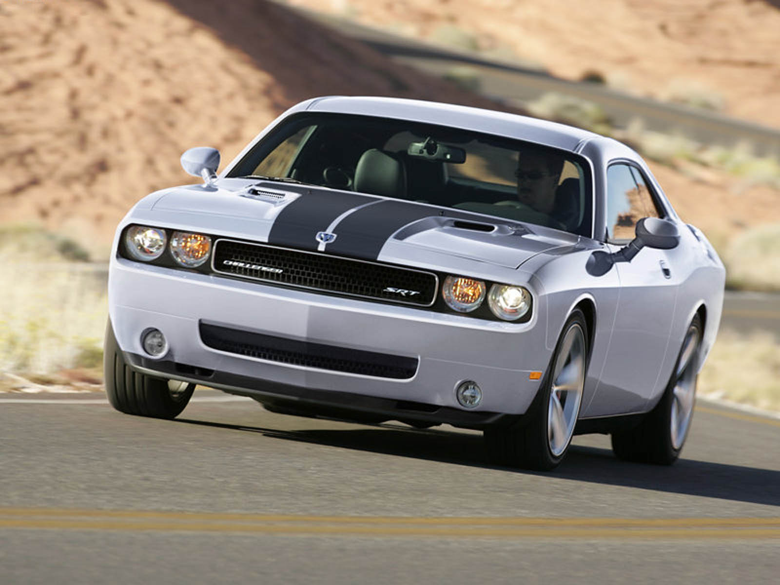 Wallpapers Dodge Challenger Srt8 Car
