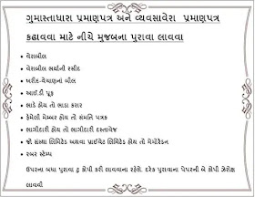 Gumasta-Dhara-Praman-Patra