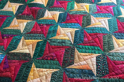 Stars for Epiphany Quilt