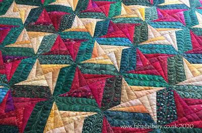 Stars for Epiphany Quilt