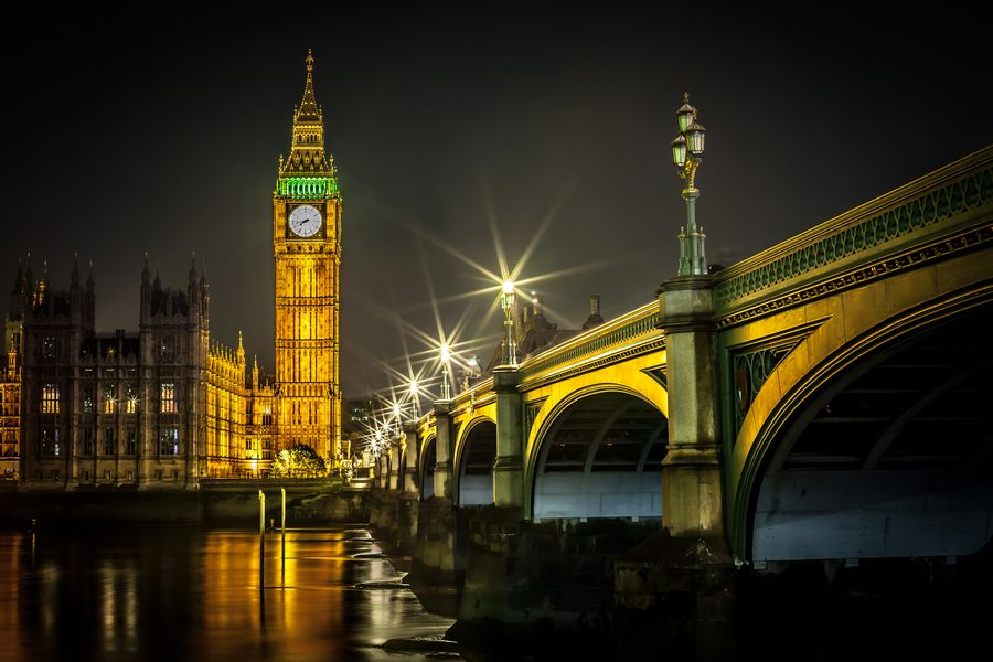 14. Night london by Arturas Kerdokas