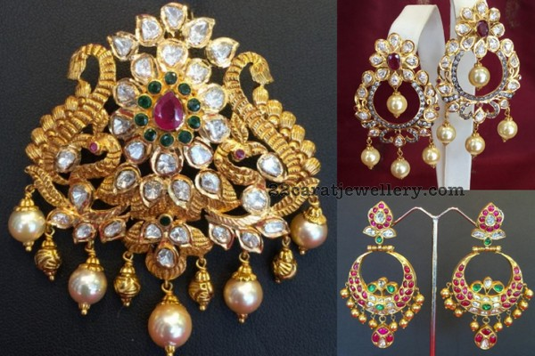 Flat Diamond Sets By Shree Jewellers