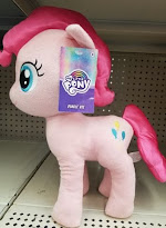 MLP Store Finds: Just Play Pinkie Pie Plush