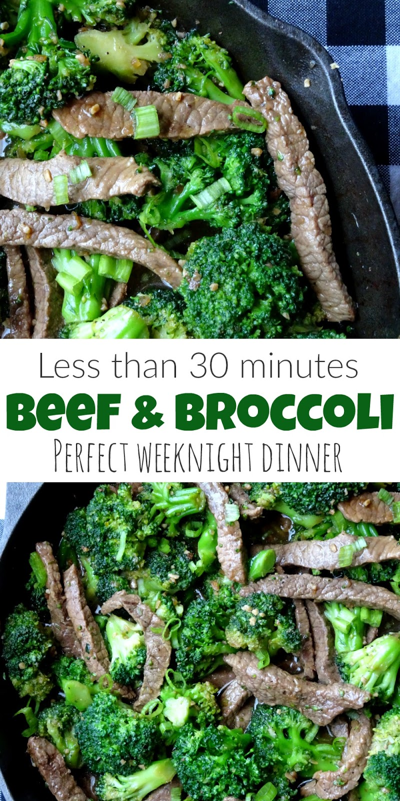 Pinterest Beef and Broccoli