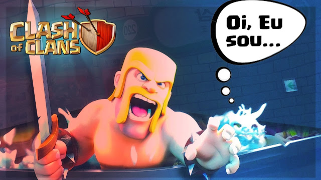 Nova Tropa no Clash of Clans 2