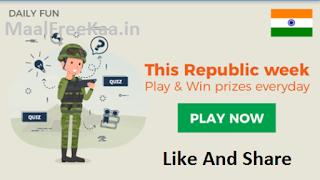 Republic Day Contest