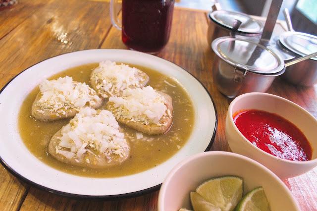 Comida de Zacatlán y dónde encontrarla
