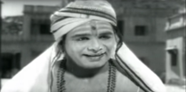 Chittoor Nagaiah: First matinee-idol and highest paid actor of Telugu cinema