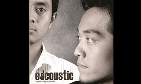 Lirik Lagu EdCoustic - Sebiru Hari Ini