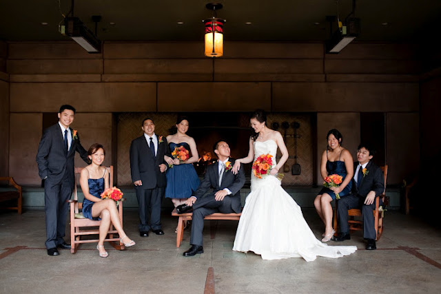 Disneyland Wedding Grand Californian Hotel