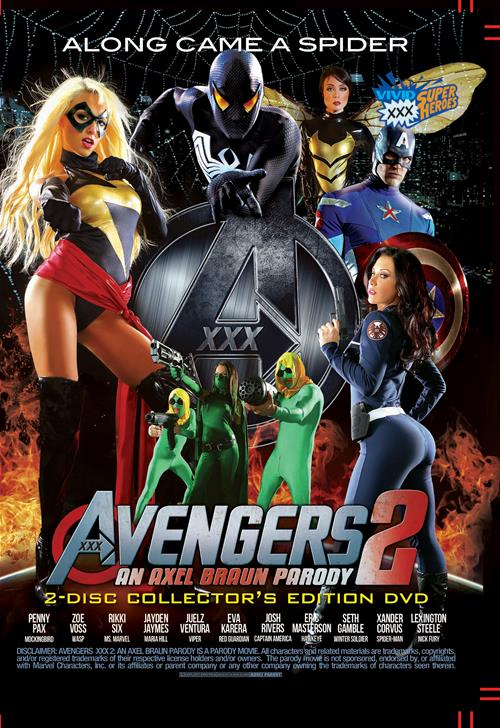 Avengers XXX 2: An Axel Braun Parody 2015